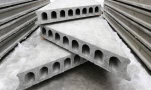 Плиты Перекрытие пустотные технические характеристики
