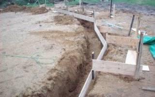 Технология строительства фундамента монолитная плита