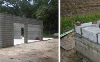 Дом из бетонных блоков плюсы и минусы