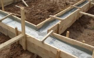 Какой фундамент выбрать для дома из газобетона?