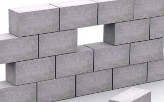 Как посчитать количество блоков для строительства дома?