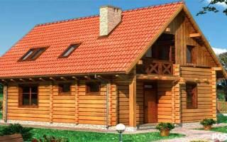 Как укрепить фундамент старого деревянного дома?