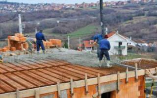 Как сделать потолочное перекрытие в частном доме?