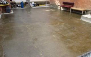 Эпоксидная мастика для бетона