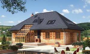 Как правильно сделать вальмовую крышу?