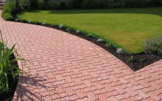 Что дешевле асфальт или тротуарная плитка?