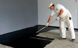 Чем покрасить бетонный пол на улице?