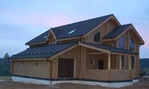 Как пристроить гараж к дому из пеноблоков?