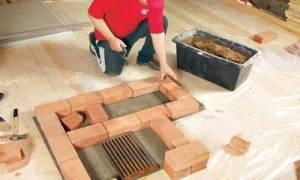 Как правильно замесить глину для кладки печи?