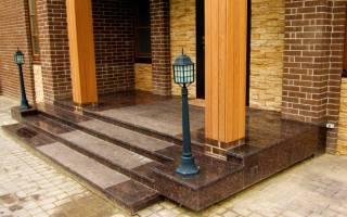 Как сделать бетонные ступеньки для крыльца?