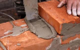 Как правильно замешать цементный раствор?