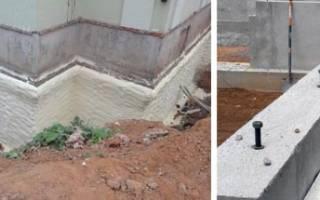 Нужно ли утеплять фундамент дома с подвалом?