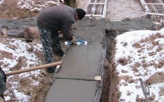 Как повысить морозостойкость бетона?