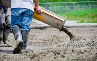 Коэффициент теплового расширения бетона