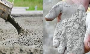Чем отличается бетон от раствора цементного?