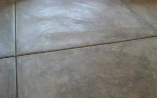 Как правильно железнить бетон?