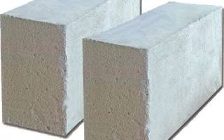 Как рассчитать фундамент для дома из пеноблоков?