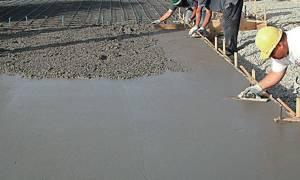 Пластификаторы для бетона норма расхода
