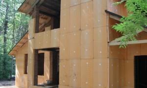 Чем приклеить пеноплекс к бетонной стене?