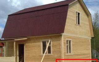 Теплый ли дом из бруса 150х150?