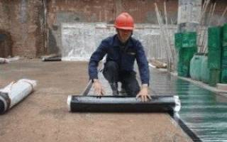 Какой рубероид для гидроизоляции фундамента?