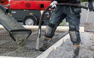Вибронасадка на перфоратор для бетона