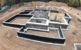 Какой бетон нужен для фундамента дома?