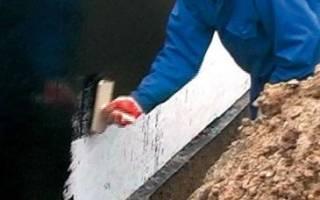 Мастика для заделки швов в бетоне