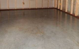 Как сделать пол в подвале частного дома?