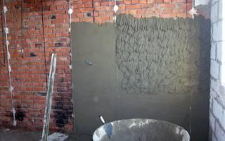 Нужно ли штукатурить бетонные стены под обои?