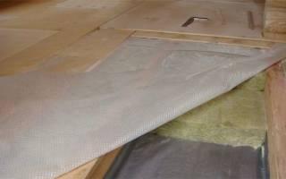 Чем утеплить межэтажное перекрытие по деревянным балкам?