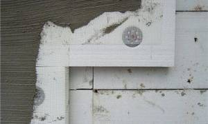 Отделка фасада домов после пенопласта