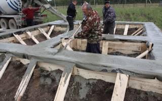 Зачем поливать бетон после заливки?