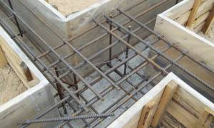 Как работает арматура в ленточном фундаменте?