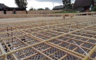 Как работает арматура в бетоне?
