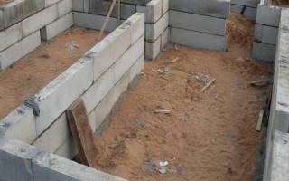 Каким образом маркируются фундаментные блоки?