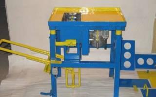 Оборудование для производства керамзитных блоков