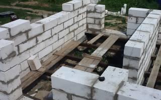 Как построить сарай из пеноблоков своими руками?