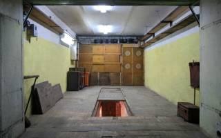 Чем застелить пол в гараже?