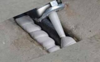 Полиуретановый герметик для швов в бетоне