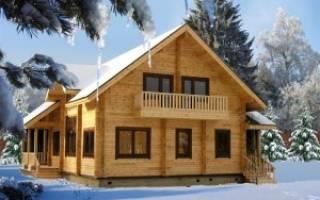 Надо ли утеплять дом из бруса 150х150?