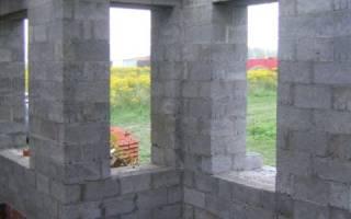 Дом из монолитного керамзитобетона своими руками