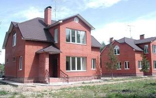 Какой фундамент нужен для дома из кирпича?