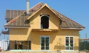Как правильно обшить каркасный дом снаружи?