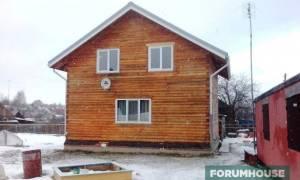 С какой стороны утеплять дом из бруса?