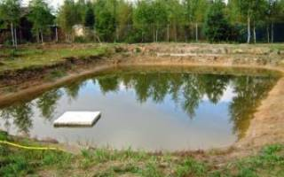 Как сделать фундамент если близко грунтовые воды?