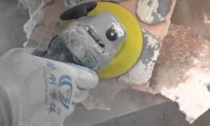 Как очистить керамическую плитку от старого раствора?