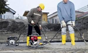 Как правильно вибрировать бетон?