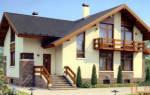 Облицовка фасада дома из газобетона