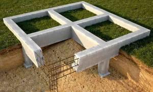 Как рассчитать сколько нужно раствора на фундамент?